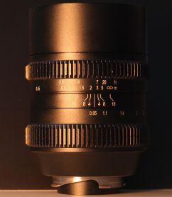 F0.95 50mm