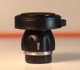 f20mm 光学卡口